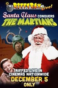Papai Noel Conquista os Marcianos Legendado