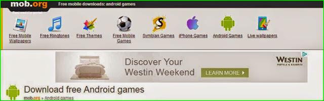 Tempat download game android (Apk)