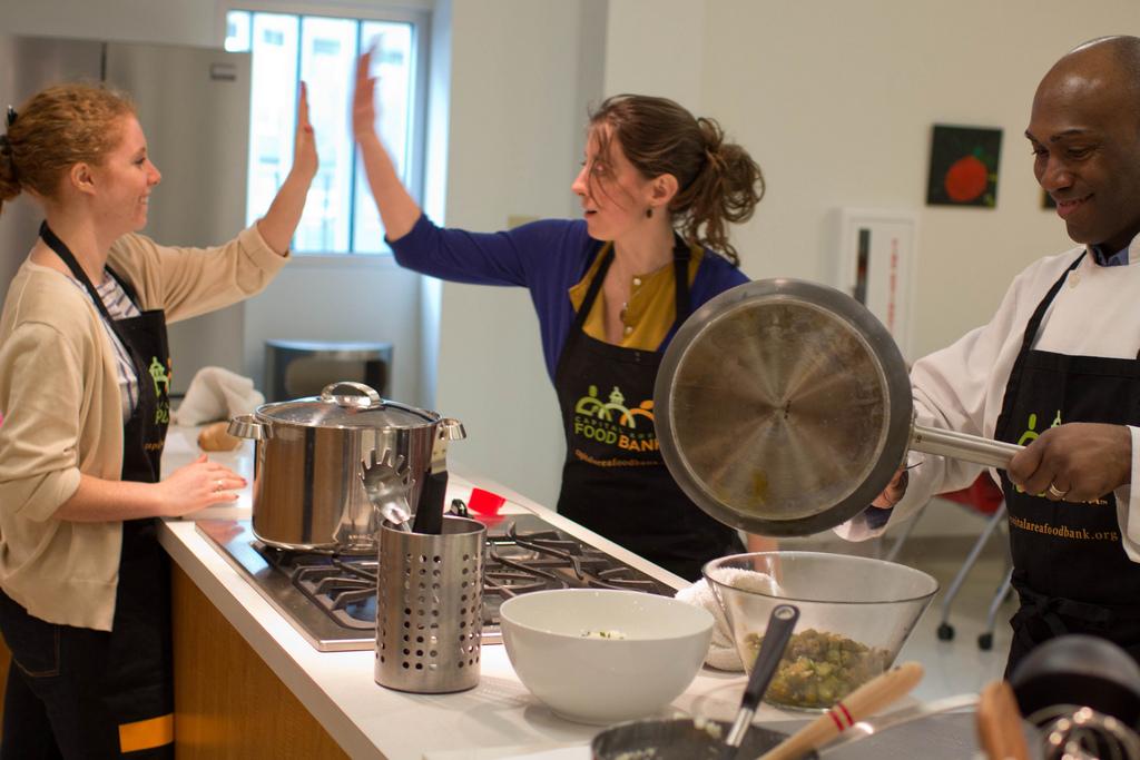 Soup Kitchen Volunteer Inland Empire