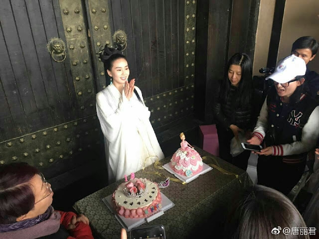Cecilia Liu Birthday
