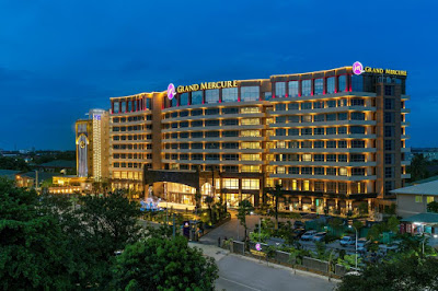 Source: AccorHotels. The Grand Mercure Yangon Golden Empire.