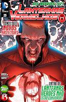 Os Novos 52! Lanternas Vermelhos #25
