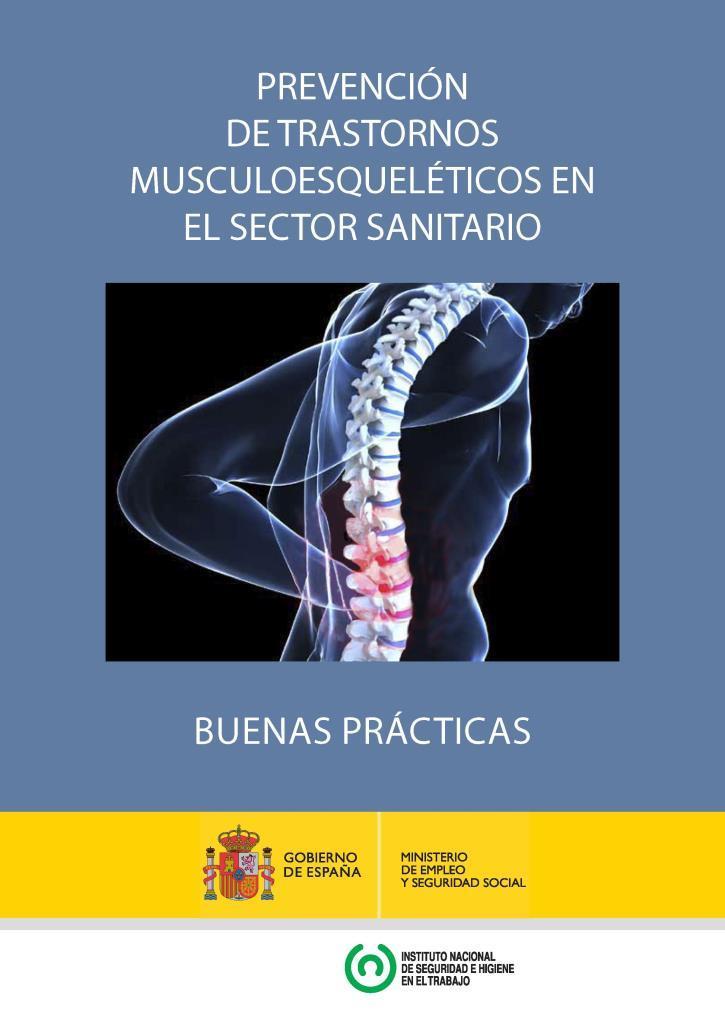 Prevención de trastornos músculo-esqueléticos en el sector sanitario