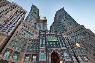 Makkah Pullman ZamZam Hotel