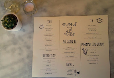 The Mad Hatter, koffiebar, Antwerpen