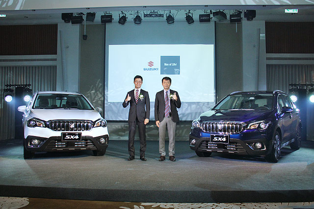 S-Cross launched in india 2017 varient