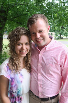 John-David Duggar and Abbie Burnett courting