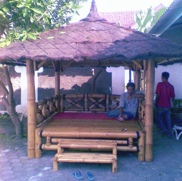 Kontraktor Interior Surabaya Sidoarjo: Desain Rumah Bambu