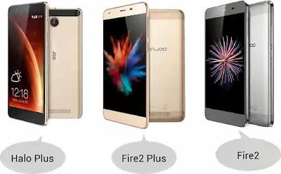 Innjoo fire2 Plus +Innjoo Halo Plus