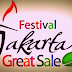 Djarot Syaiful Hidayat Tutup  Festival Jakarta Great Sale 2016