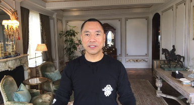 文字版:郭文贵爆:吴小辉在华尔道夫酒店的保险箱,吴晓辉与胡舒立海航的关系
