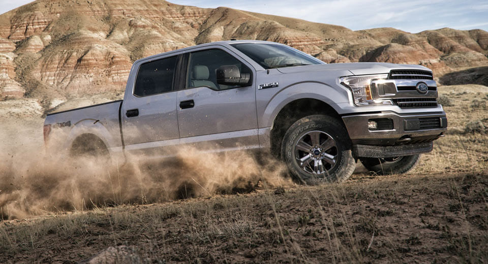 Ford recalls 2016 F-150s, Explorers for loose front power seats