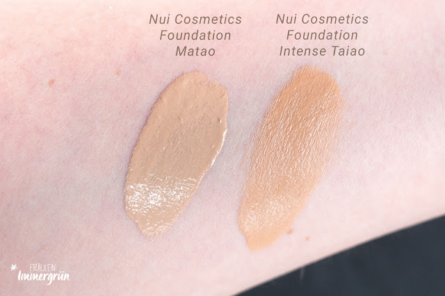 Nui Cosmetics Natural Liquid Foundation