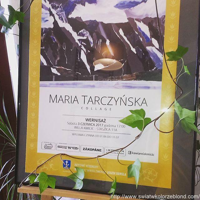 maria tarczyńska wernisaż, wystawa w zakopanem