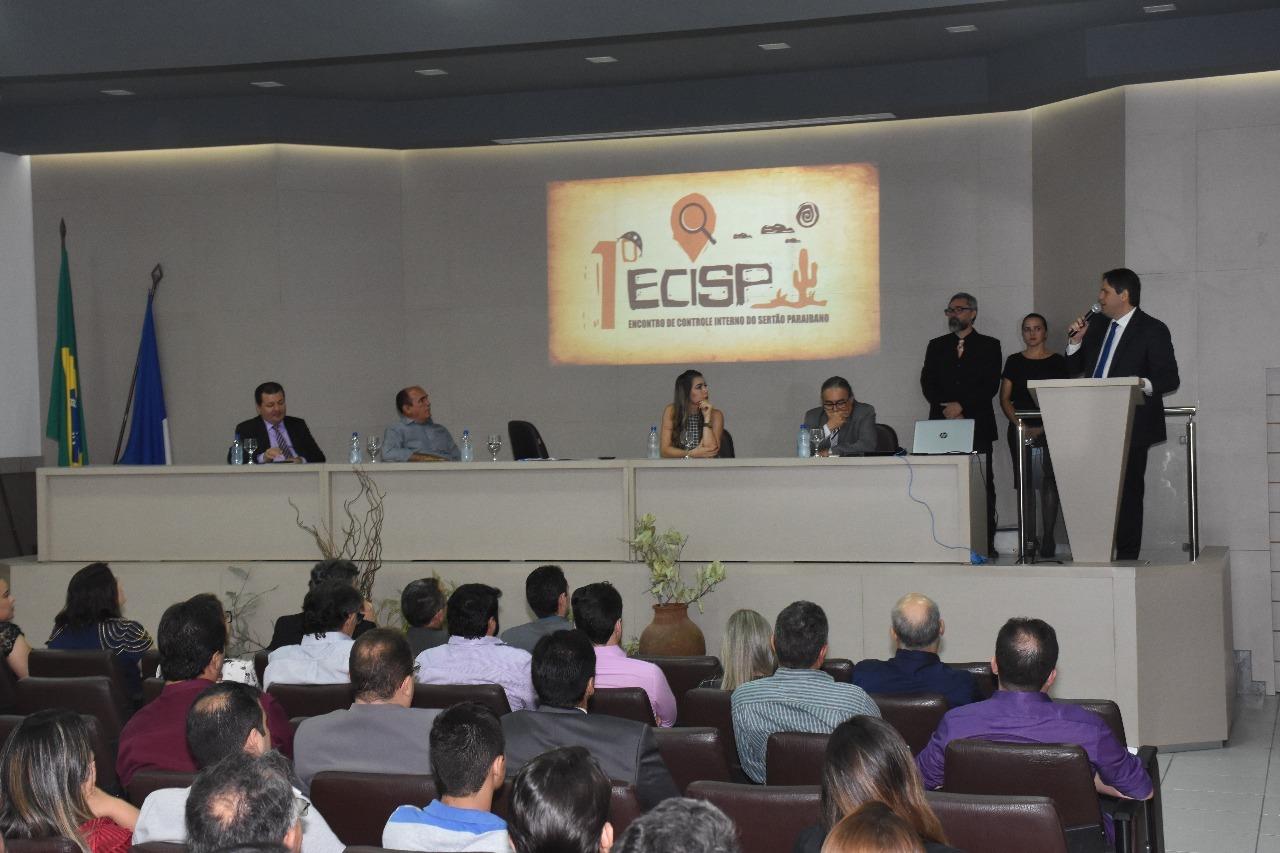Abertura do 1° ECISP contou com palestras sobre combate à corrupção