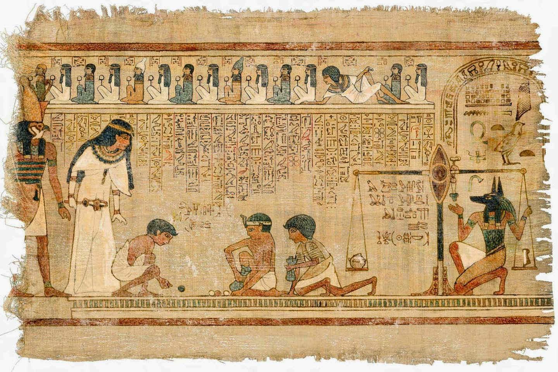 Papyrus History - The Origin of Papyrus
