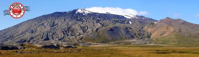 Snæfells, Snæfellsnes, Islandia