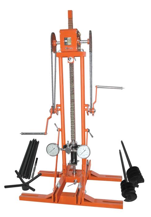 Laboratorium Teknik Sipil Daftar Harga Sondir Hydrolic 2 5 Ton 5 Ton 10 Ton Termurah Laboratorium Teknik Sipil 082214263815