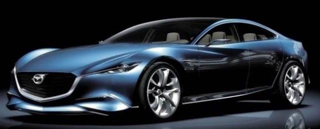 2017 Mazda RX8 Redesign