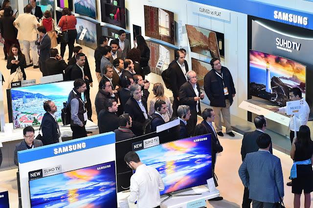 Samsung presenta la mayor y más conectada línea de productos electrónicos para continuar como líder en América Latina