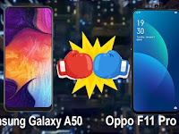 Update Perbandingan Spesifikasi Samsung Galaxy A50 vs Oppo F11 Pro, Beserta Harga Terbaru