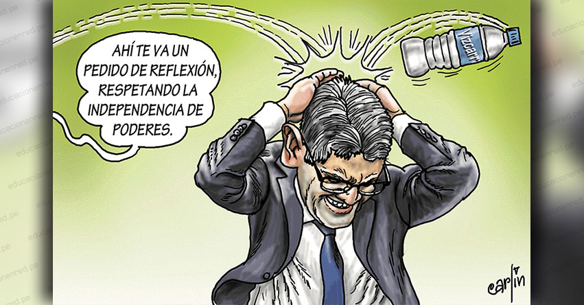 Carlincaturas Miércoles 24 Abril 2019 - La República