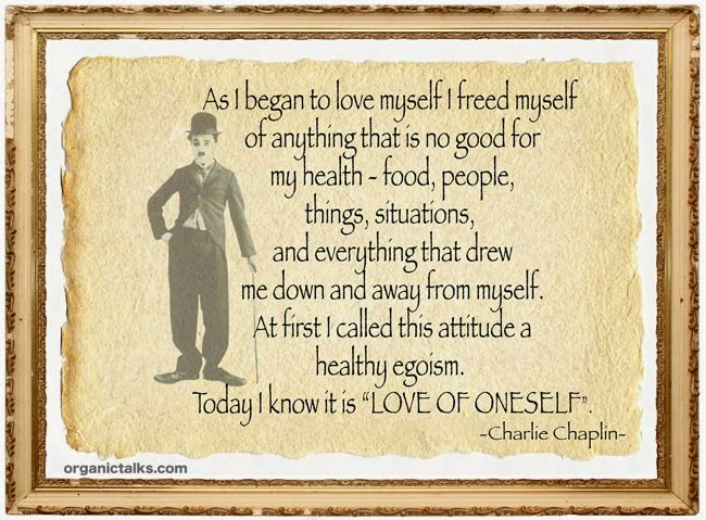 Charlie Chaplin Quotes Love QuotesGram