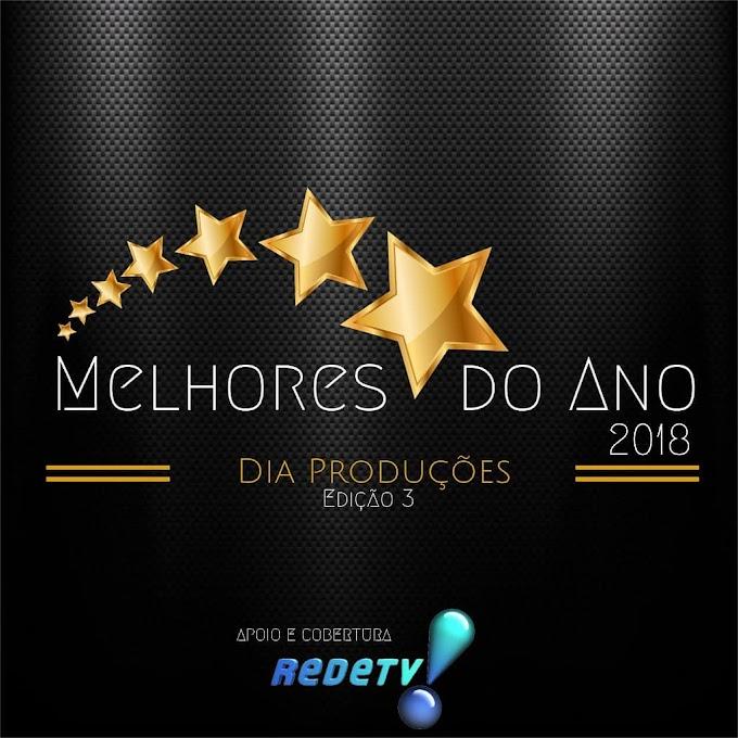 DIA Produções: MELHORES DO ANO 2018 !
