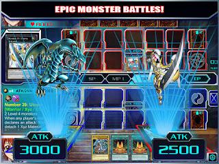 Yu Gi Oh Duel Generation Mod Apk Mega Mod