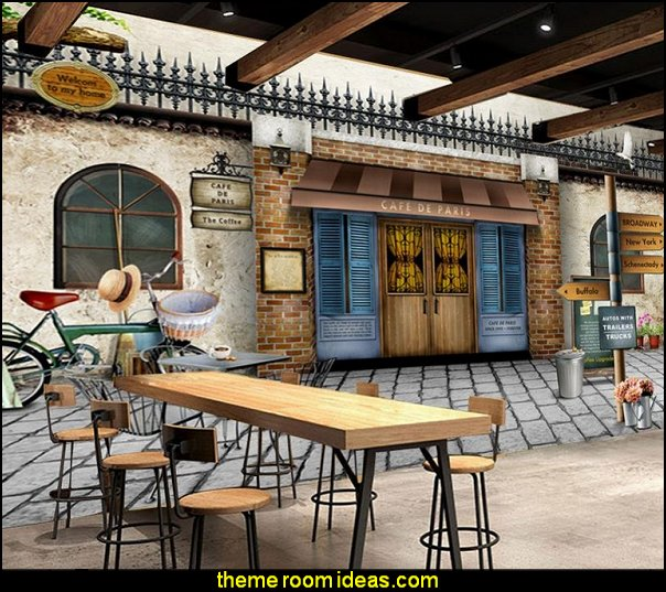 Maries Manor: French Cafe