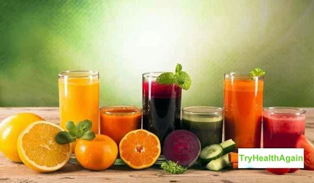 5 Healthy Juices You Should Be Drinking