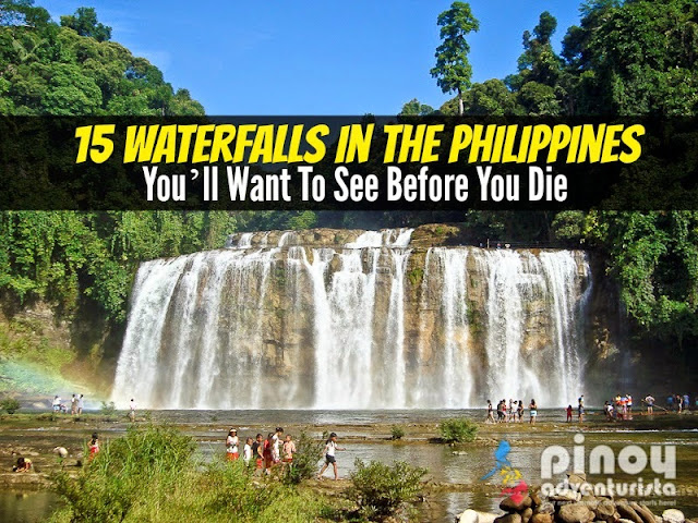 15 Wondrous Waterfalls In The Philippines You'll Want To See Before You Die