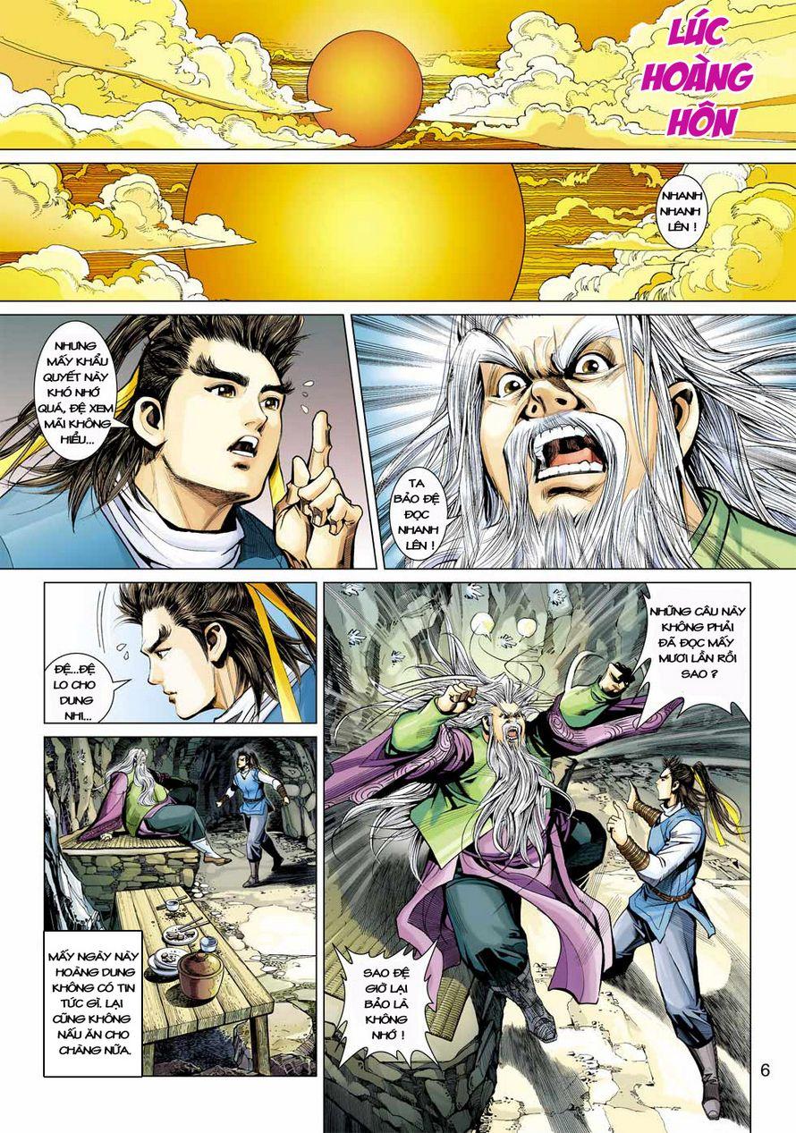 Anh Hùng Xạ Điêu anh hùng xạ đêu chap 43 trang 6