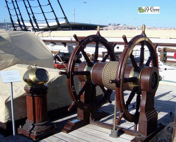 fragata portuguesa