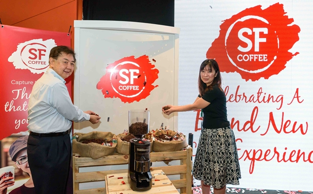 SF Coffee Spills The Bean On Its New Look