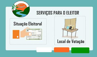 Eleições 2018 - Serviços para o eleitor