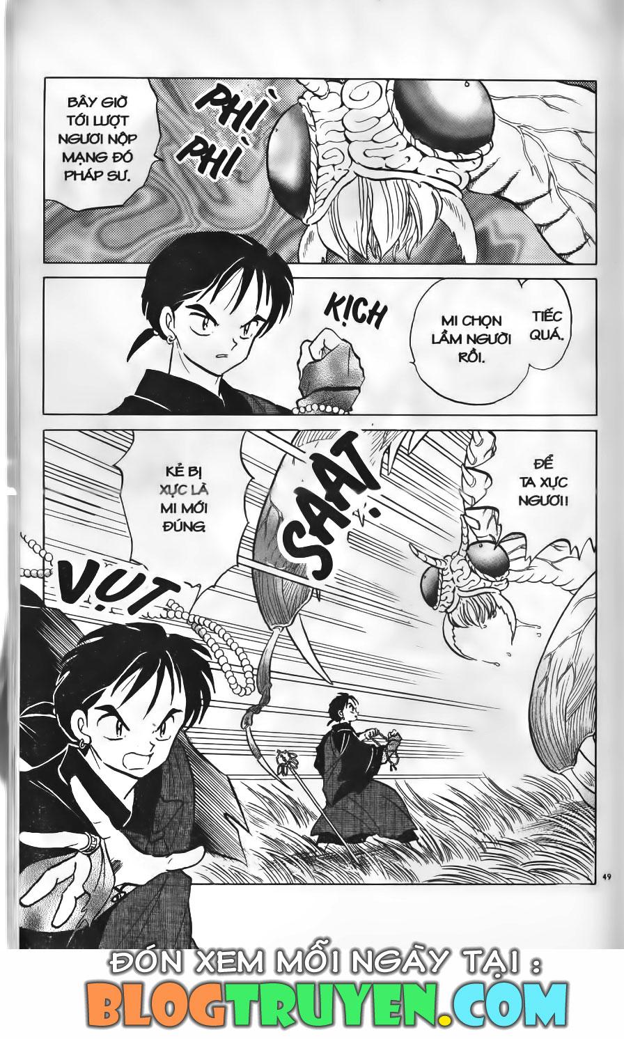 Inuyasha vol 11.3 trang 10