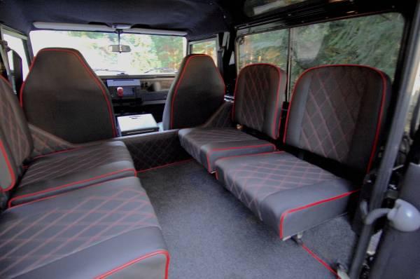 Complete Restore 1997 Land Rover Defender 90 Auto