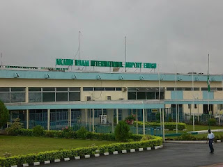 SENATOR EGWU: ENUGU AIRPORT MOST EMBARRASSING IN THE WORLD