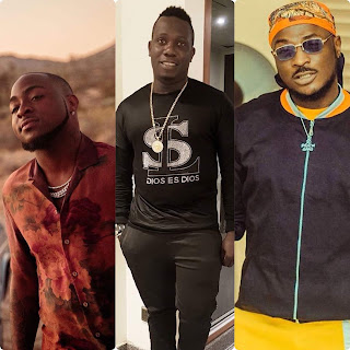AmustSeeThis!!! Naija man drops bomb shell on @iam_Davido and ‏@duncan_n_mighty for not giving Accolades to ‏@Peruzzi_VIBES