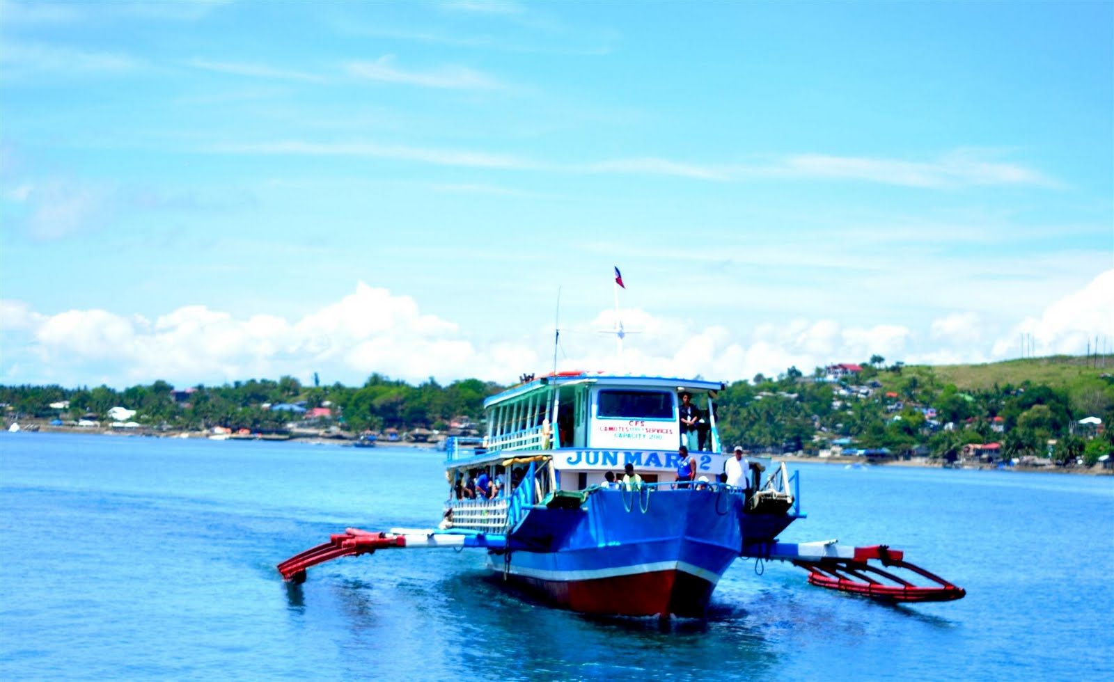 Camotes Island Resorts Package Tour