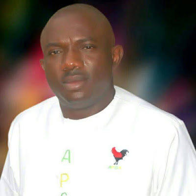 Honourable Luke Ukara Onyeani