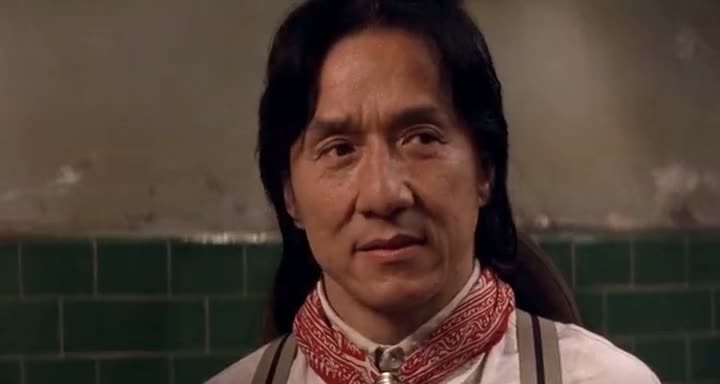 Screen Shot Of Shanghai Knights (2003) Dual Audio Movie 300MB small Size PC Movie