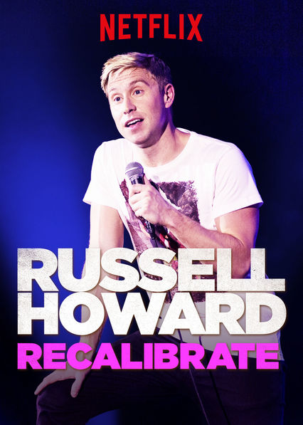 Russell Howard: Recalibrate (2017) ταινιες online seires oipeirates greek subs