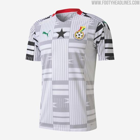Outstanding Ghana 2020-2021 Home & Away Kits Released - Footy ...