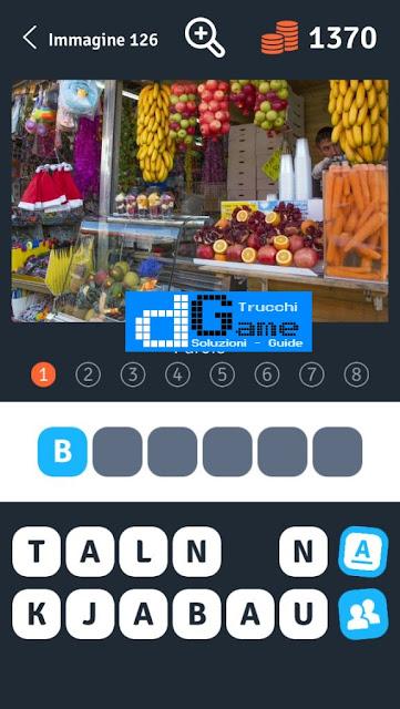 Soluzioni 1 Immagine 8 Parole soluzione livello 121-130