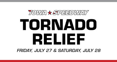 #NASCAR Fans Invited to Donate to Aid in Tornado Relief Efforts