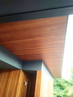 lumberceiling kayu keruing