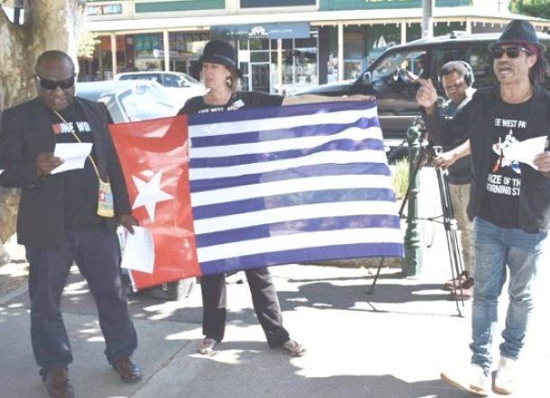 Usai Tembak Mati Pekerja Jembatan, Tokoh Papua Merdeka Ini Sebar Hoaks