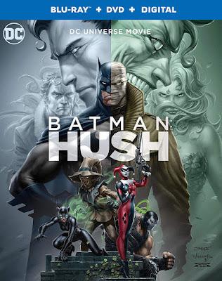 Batman Hush 2019 Bluray